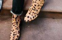 How To Wear Leopard Shoes